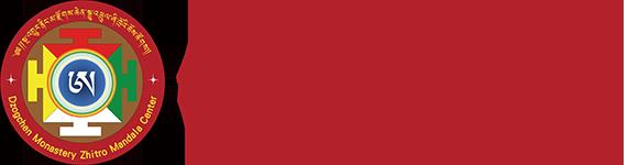 台灣佐欽大圓滿佛學會 Logo